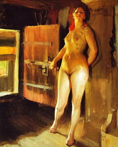 Girl In The Loft