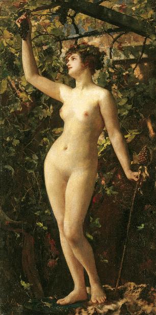 Henrietta Rae - A Bacchante
