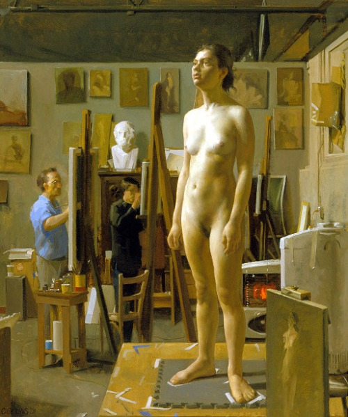 In The Atelier