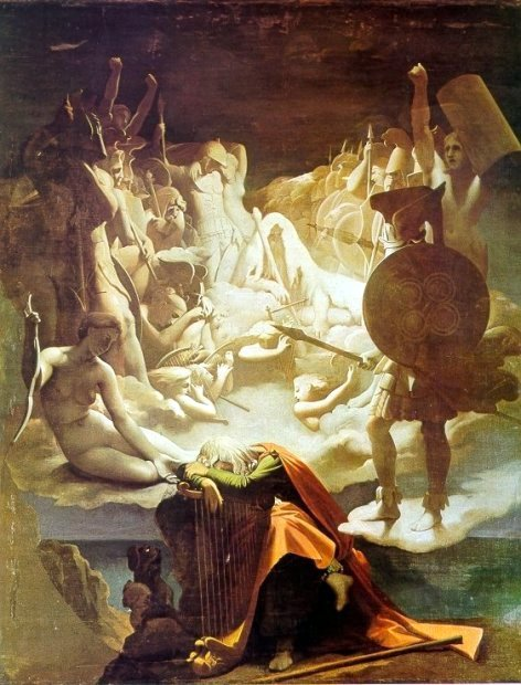 The Dream of Ossian