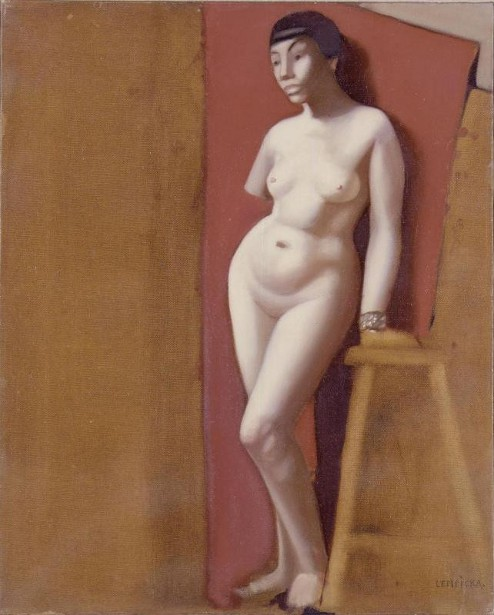 Nude Without Arm