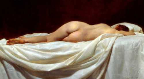 Sleeping Woman