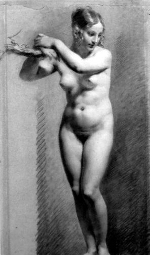 Female Nude Bound