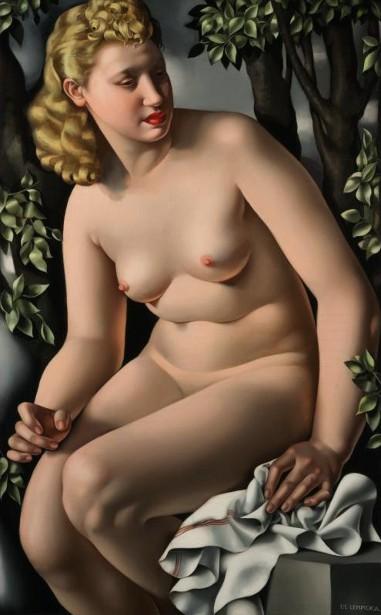 Suzanna In The Bath