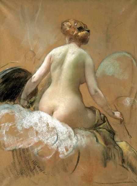 Erotic paintings of serge marshennikov 2 - 3 6