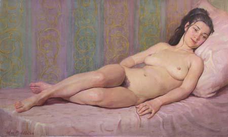 figure-reclining
