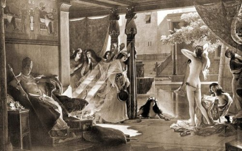 J.J.A. Lecomte du Nouy - Tristesse de Pharaon