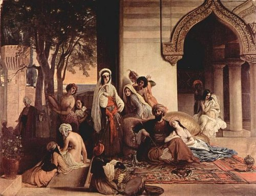 La favorita dell'harem