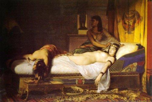 Morte de Cleopatre