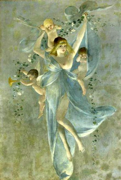 Allegory Of Dawn