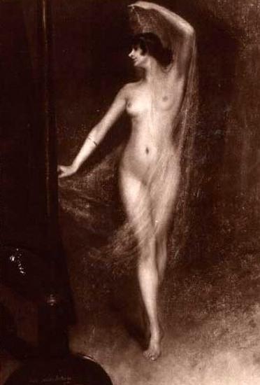La danse devant le miroir