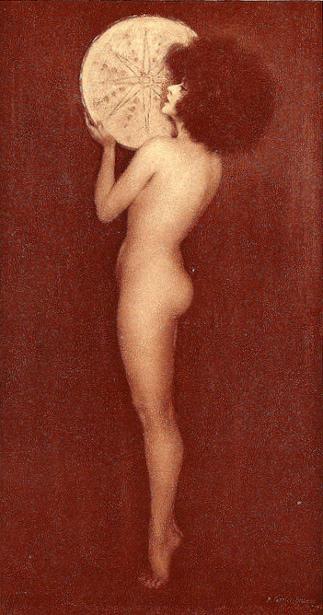 La danseuse Constantinova