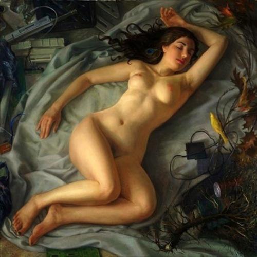 Sleeping Venus