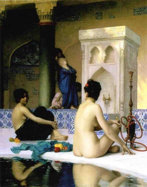 bathing-scene