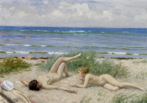 Girls On The Beach, Bastad