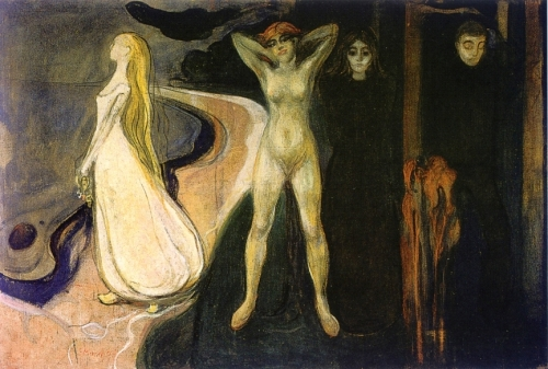 The Woman In Three Stages