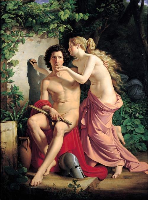 Die Erfindung der Malerei