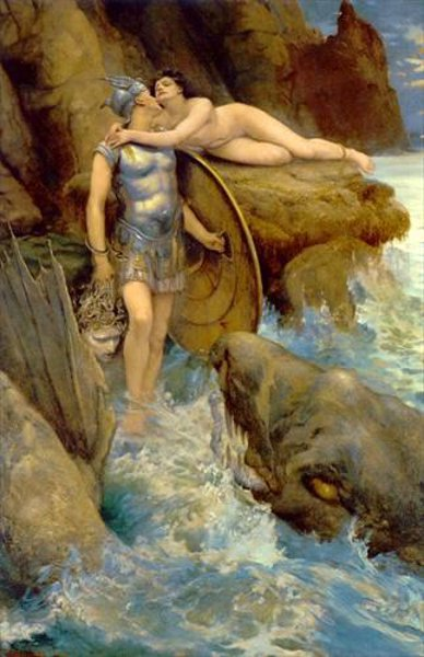 J-Dollman - Perseus And Andromeda