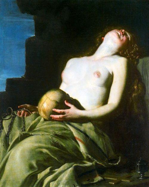 Maddalena svenuta