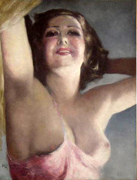 Murati Lili Nude