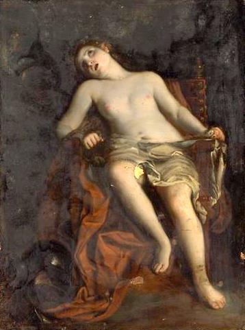 Selbstmord der Cleopatra