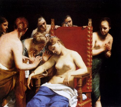 The Death of Cleopatra 2