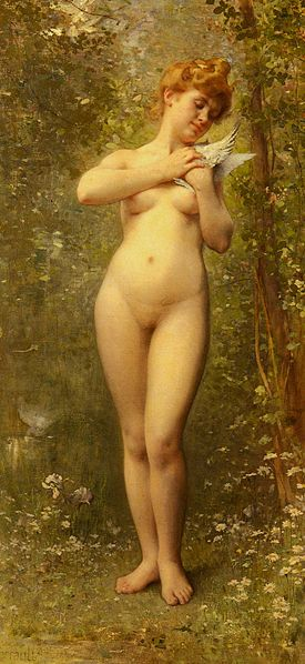 Venus à la colombe