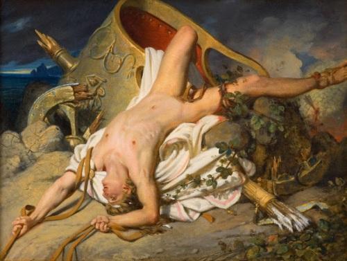 joseph-desire-court-la-mort-dhippolyte-1828