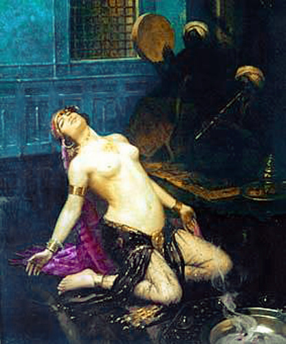 Dancarina de harém (Harem Dancer)