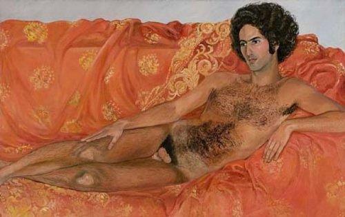 Imperial Nude, Paul Rosario