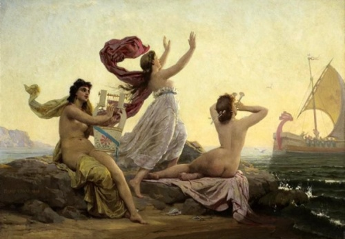 Le chant des sirènes - Ulysses And The Sirens