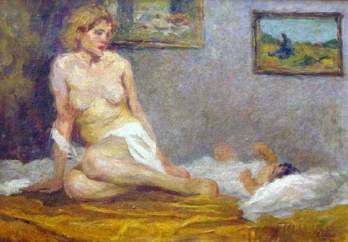 Mae e filho