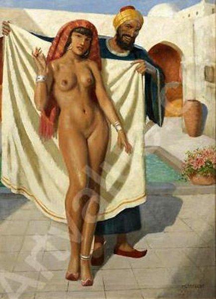 arab-naked-art-girl