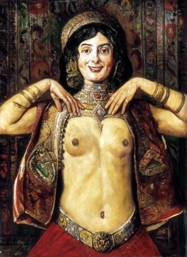Harem Lady