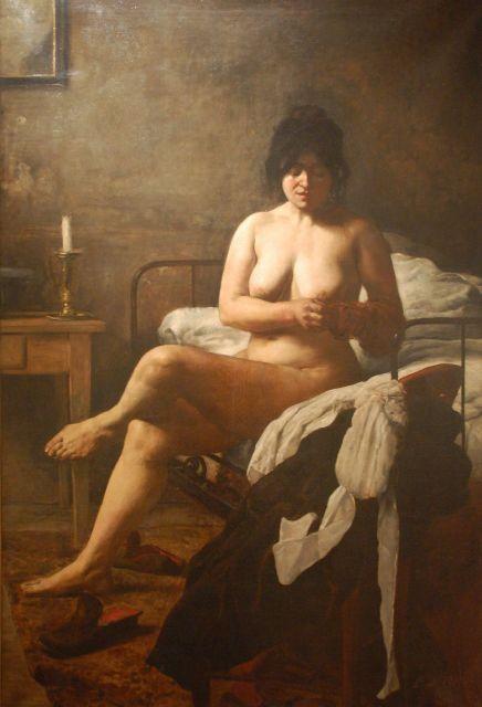 El despertar de la criada