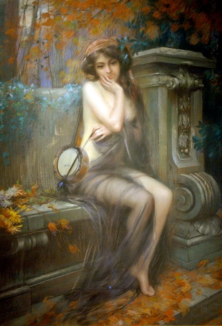 The Muse of Autumn
