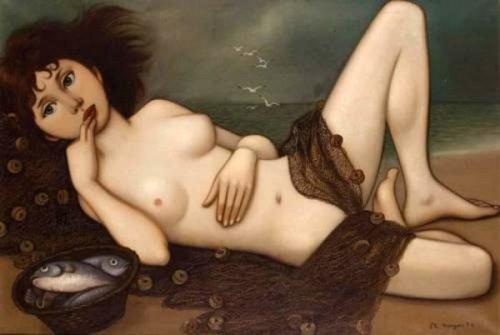 Young Nude Girl