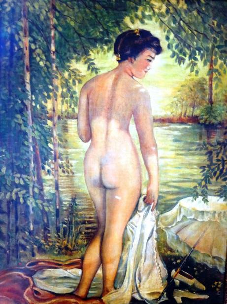 B.Marecek - Après le bain