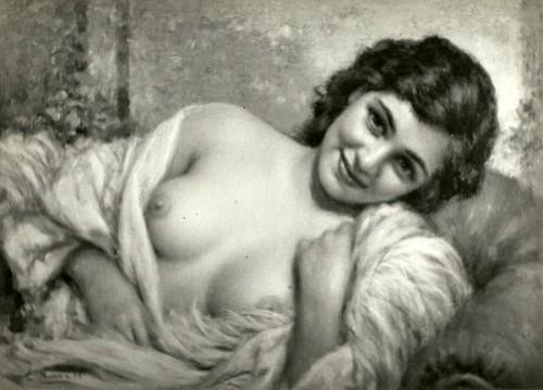 Giovane caprese - Opera di Luigi Amato