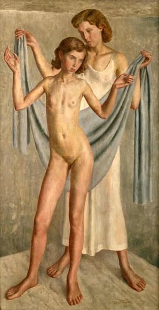 little sister naked