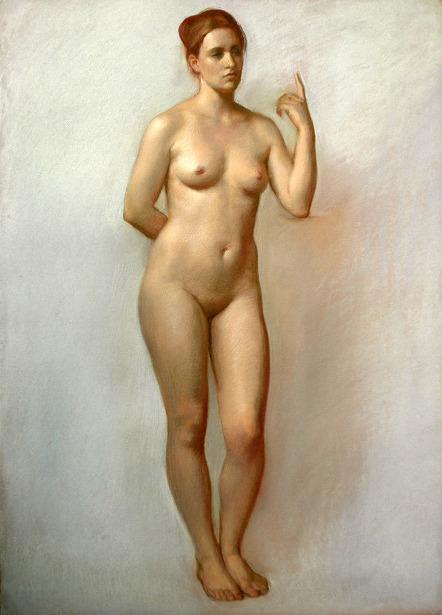 O.Sergeev - Nude
