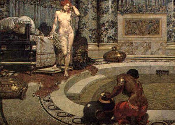 Roman Bath Nude 113