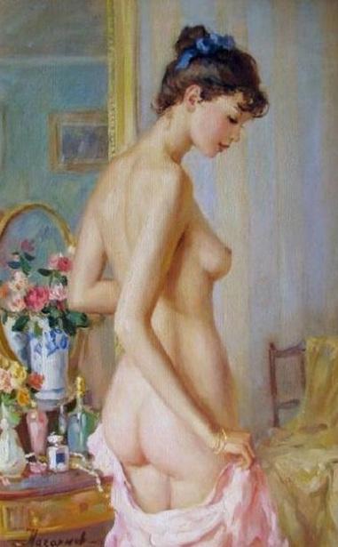 V.Nagornov - Near The Mirror