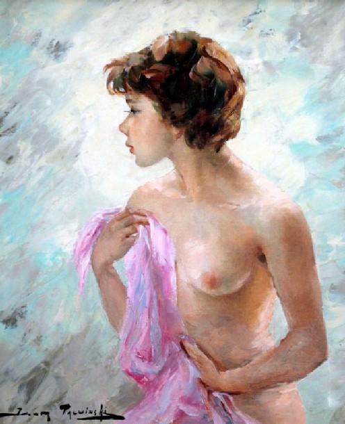 50 s nude ladies