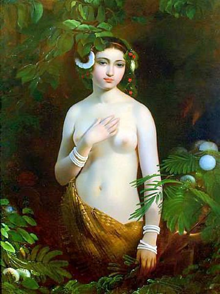Henry lebasqur erotic paintings - 1 part 6