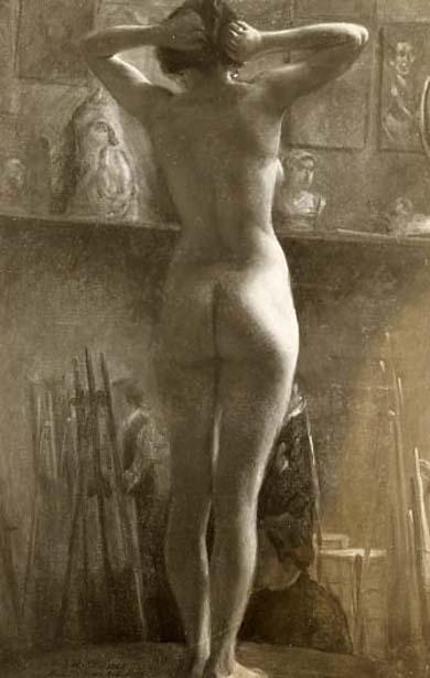 Kevin Costner Nude