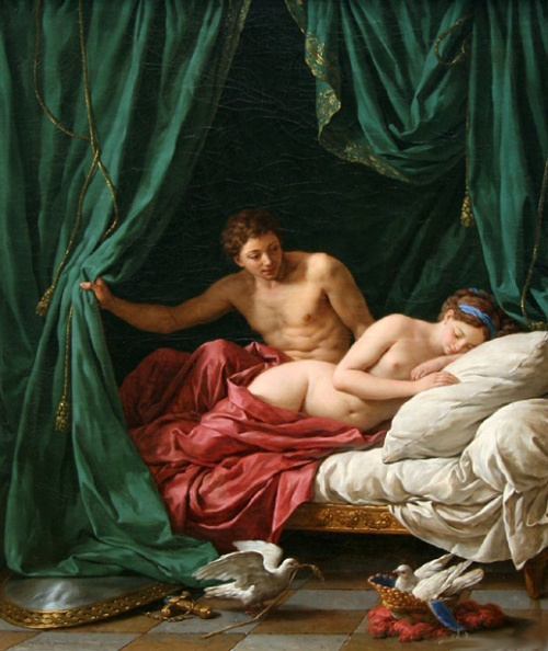 Venus And Mars, An Allegory Of Peace