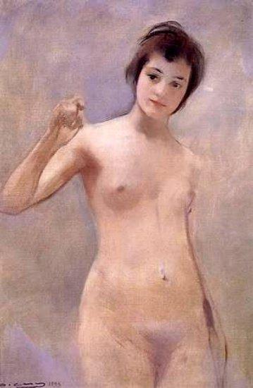 Explora la colección desnudo femenino - Museo