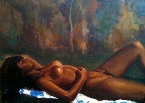 Island Nude