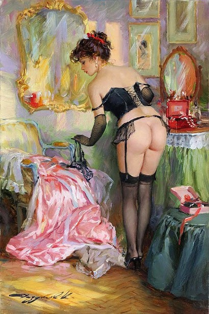 K.Razumov - In The Bedroom